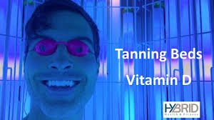 Vitamin D And Tanning Beds Tanning Beds And Vitamin D Youtube