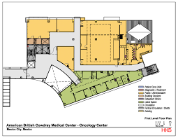 public floor plans gallery of abc cancer center hks 12