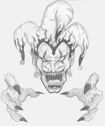 best 25 jester tattoo ideas on pinterest evil tattoos clown