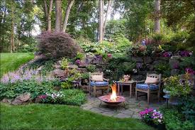 a grotto garden in pennsylvania finegardening