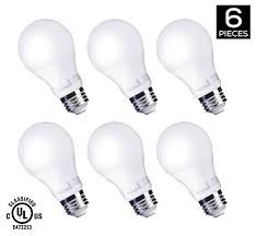 Outdoor Led Light Bulbs Review by Hyperselect 9w Led Light Bulb A19 E26 Non Dimmable Led Bulb 60w