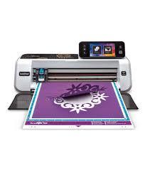 brother scanncut2 cm350 cutting machine paper cutting machine