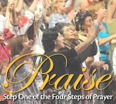 in prayer international the in the four steps of