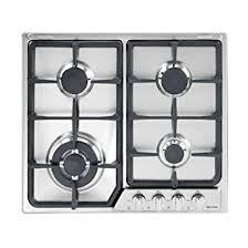 Best Gas Cooktops 30 Inch Amazon Com Verona Verona Vegct424fss Gas Cooktop Front Control