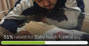 funeral expenses fundraiser by barbara j sixtos baby isaiah funeral expenses