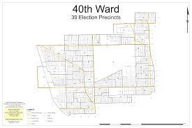 40th ward chicago map ward map ugo 2019