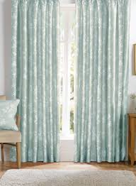 sophisticated duck egg blue living room curtains images best