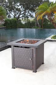 Slate Top Patio Table by Penbrook Slate Top Lpg Fire Pit Samsclub Com Exclusive Well