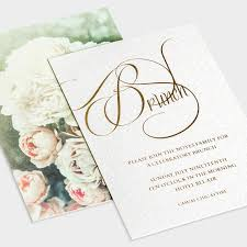 after wedding brunch invitation how to inform your guests you re a post wedding brunch