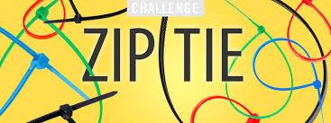 Challenge Tie Zip Tie Challenge