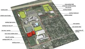 portage schools hammers out timeline plans for construction of