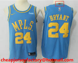 lakers light blue jersey men s los angeles lakers 24 kobe bryant new light blue 2017 2018