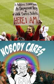Nobody Cares Meme - nobody cares by photoshoper meme center