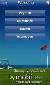 mobitee premium apk mobitee golf app review three guys golf