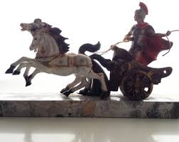 roman chariot etsy