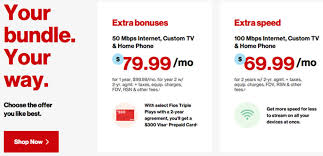 verizon home phone and internet plans verizon fios packages custom tv consumer reports
