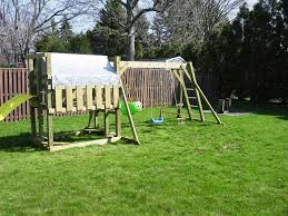 Backyard Swing Plans by Simple Diy Swing Set Ideas Plans U2014 Desk And All Home Ideas