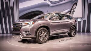 subaru colors subaru ascent concept previews forthcoming 7 seat suv
