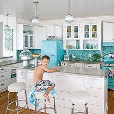 Super Cool Nautical Kitchen Decor Sea Glass Interior & Lighting