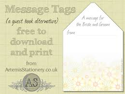 wedding message card free to print wedding message tag a s invites