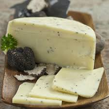 italian truffle cheese caciotta al tartufo by mitica from italy buy cheese online at