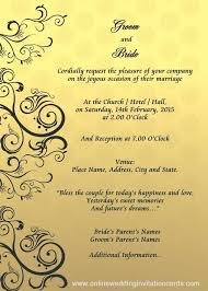 wedding invitations online online indian wedding invitations simplo co