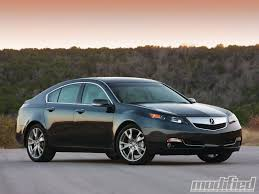 Acura Tl Redesign Acura Tl 4x4 News Photos And Reviews