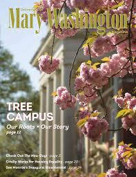 umw magazine spring summer 2017 by university of mary washington