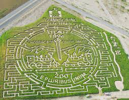 a look back at 22 years of cornbelly s corn maze designs lehi