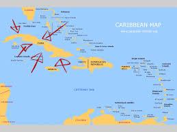 A Map Of The Caribbean Ashben06kc15