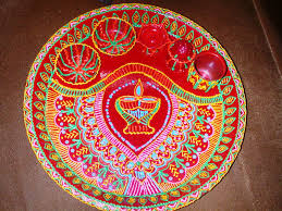 15 beautiful design of diwali pooja thali decoration now you can