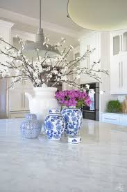 3 simple tips for styling your kitchen island zdesign at home kitchen island styling ideas with collection of vases