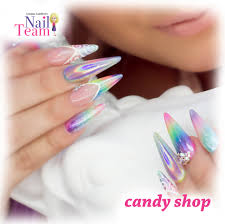 unicorn no 1 pigment holographic u2013 nail team