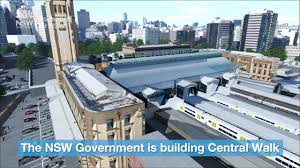 central walk central station sydney to get tunnel connecting