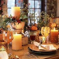 gorgeous and awesome thanksgiving table setting ideas