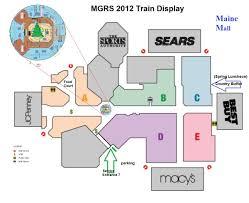 maine mall map maine garden railway society member important maine mall