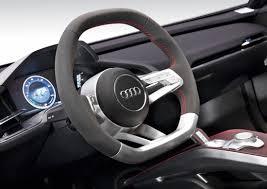 Audi E Tron Interior Audi E Tron Spyder 2010 Cartype