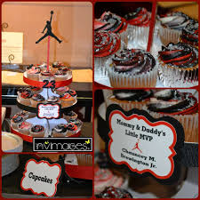 Daddy Baby Shower Cake Michael Jordan Jumpman Baby Shower Party Ideas Photo 1 Of 23