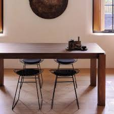 Solid Walnut Dining Tables Walnut Dining Room Furniture By - Walnut dining room chairs