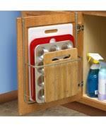 Fascinating  Kitchen Cabinet Door Organizers Decorating - Kitchen cabinet door organizer