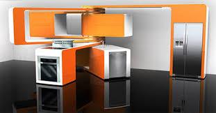 creative modern interior kitchen designs