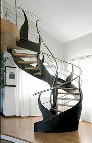 Unique Stairs Design Interior Designs Unique And Artistic Spiral Staircase Design