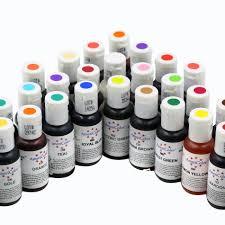 cozimento diy 1 pcs 21g gel pigmento de cor creme fondant bolo que