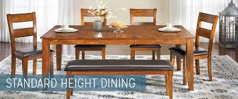 Furniture Stores Dining Room Sets Standard Height Dining Tables Haynes Furniture Virginia U0027s