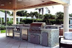 outdoor kitchen ideas for small spaces small outdoor kitchen ideas bloomingcactus me