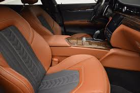 matte orange maserati 2017 maserati quattroporte sq4 granlusso zegna stock m1890 for