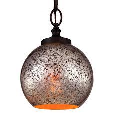 mercury glass ball lights small bronze mercury glass ball pendant shades of light 12 25 h x