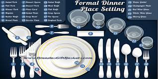 how many place settings how to set a table brendas gift baskets