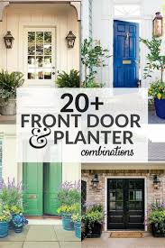 Entry Door Colors by 211 Best Make An Entrance Images On Pinterest Front Door Colors