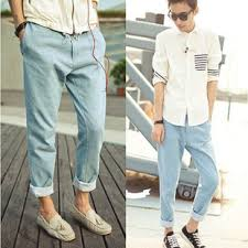 light blue pants mens plus size the trend of fashion trousers of alcoholicity men s pants